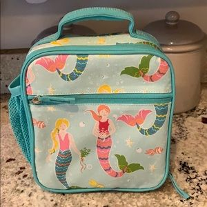 Pottery barn kids mermaid 🧜🏼‍♀️ lunchbox